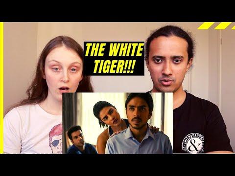 The White Tiger Teaser Trailer REACTION!! Priyanka Chopra 🔥😱