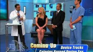 Intragastric Stomach Balloon weight loss NONsurgical procedure on The Doctors Show