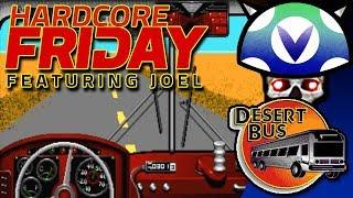 [Vinesauce] Joel - Hardcore Friday: Desert Bus