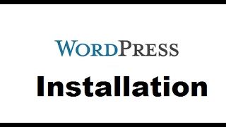 WordPress portal - how install Wordpress manually on Windows 10 machine
