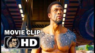 BLACK PANTHER Movie Clip - Ceremony (2018) Chadwick Boseman Marvel Superhero Movie HD