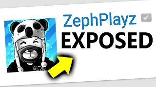 EXPOSING A FAMOUS ROBLOX YOUTUBER, THEN HE...