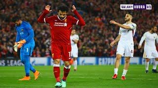 المباراه التي اثبت فيها صلاح انه لاعب عالمي  ليفربول و روما  5-2  تعليق رؤوف خليف