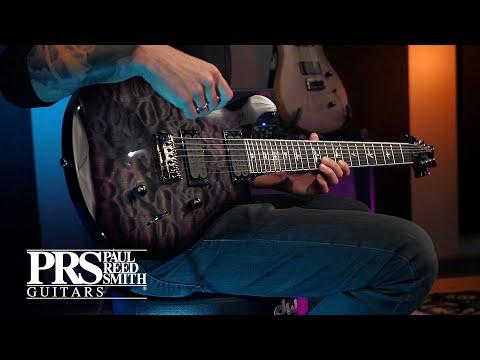The SE Mark Holcomb SVN | PRS Guitars