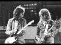 Jimmy Page With Bad Company Rock Me Baby New York City 1974 mp3