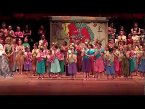 The Royal Bangkok Academy - The King and I