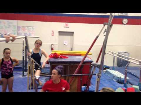 Gymnastics Nevada XCEL Team