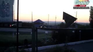 Бой в Славянске  20 21 05 2014
