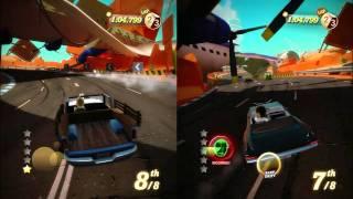 Kinect Joy Ride montage trailer HD