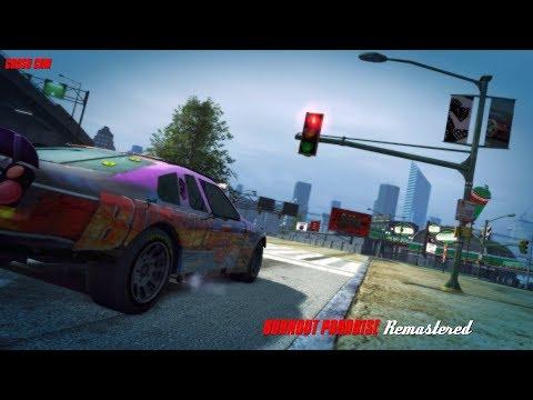 Download Burnout Paradise De Pc Gameplay Crashs Full Hd MP3