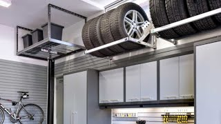 Small and Tiny Garage - Storage, Design 12 Ideas
