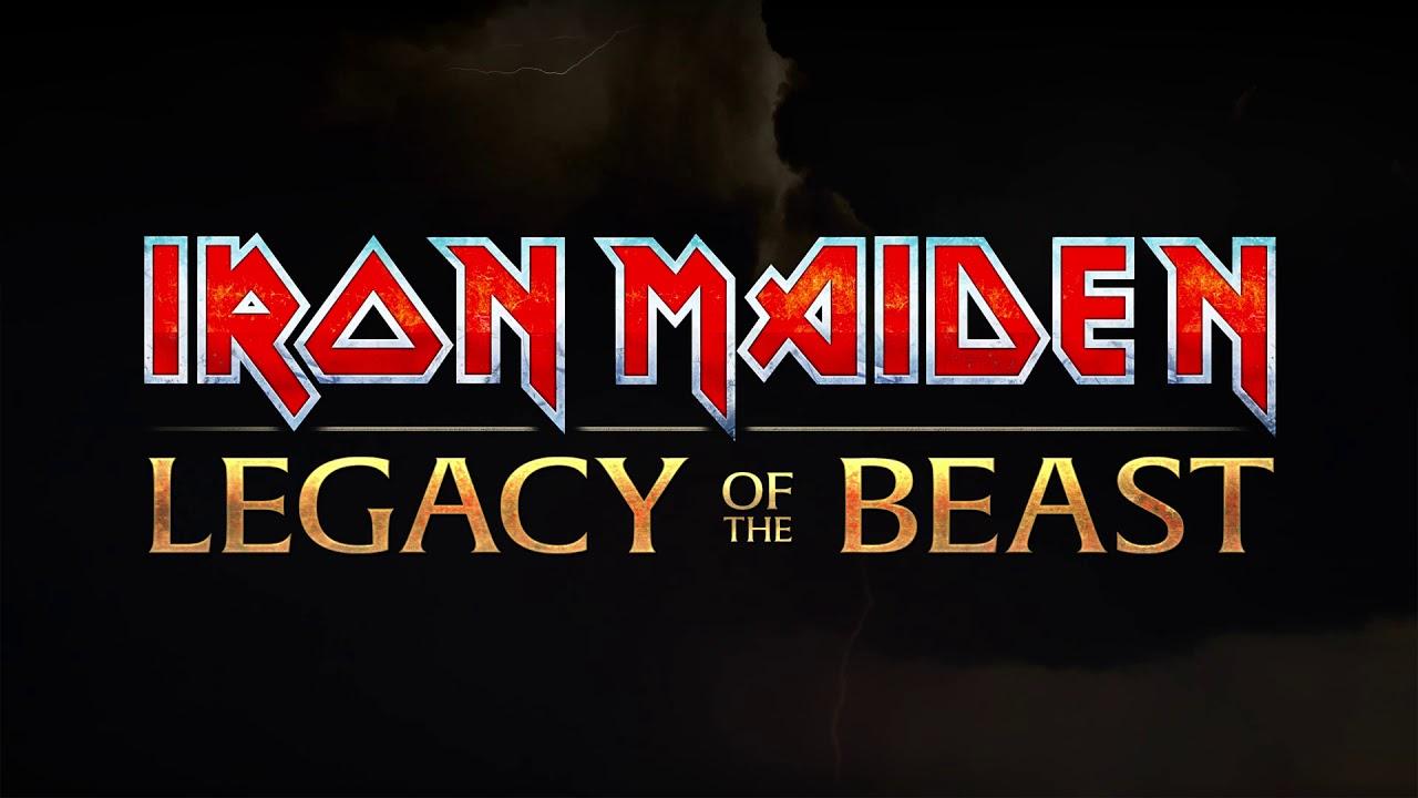 Iron Maiden 'Legacy of the Beast' pinball machine announced - UPI com