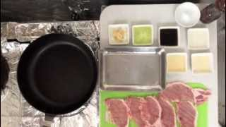 Easy Japanese Cooking / Ginger Pork Saute