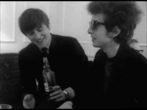 Bob Dylan talking about Donovan 1965
