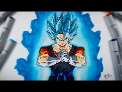 how-to-draw-vegito-ssj-blue---step-by-step-(tutorial)---dragonball-heroes
