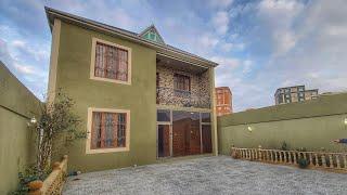 Təcili 3 sotda 6 otaq Villa (055)966-45-00