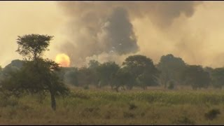 Video ESCAPE FROM BENTIU AS TROOPS ADVANCE - BBC NEWS download MP3, 3GP, MP4, WEBM, AVI, FLV Agustus 2018