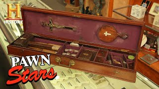 Pawn Stars: Rick Gears Up for Vampire Hunting (Season 16) | History