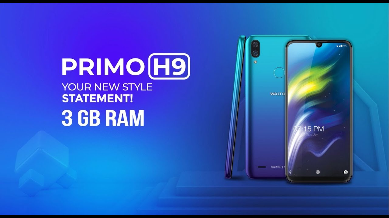Primo H9, 'YOUR NEW STYLE STATEMENT!'