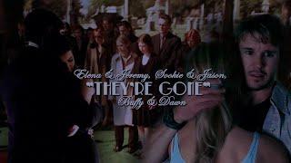 Elena & Jeremy, Sookie & Jason, Buffy & Dawn - They're Gone