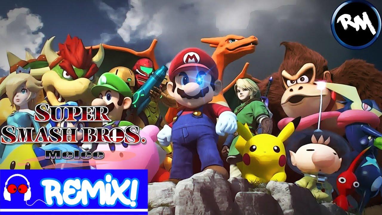 Super Smash Bros Melee (Trap Remix) -Remix Maniacs