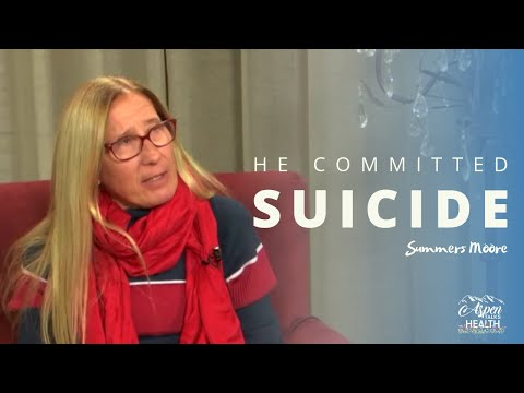 Finding Joy After Partner's Suicide | Summers Moore