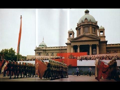 JNA Victory Parade (1985) Vojna smotra pobedna Parada