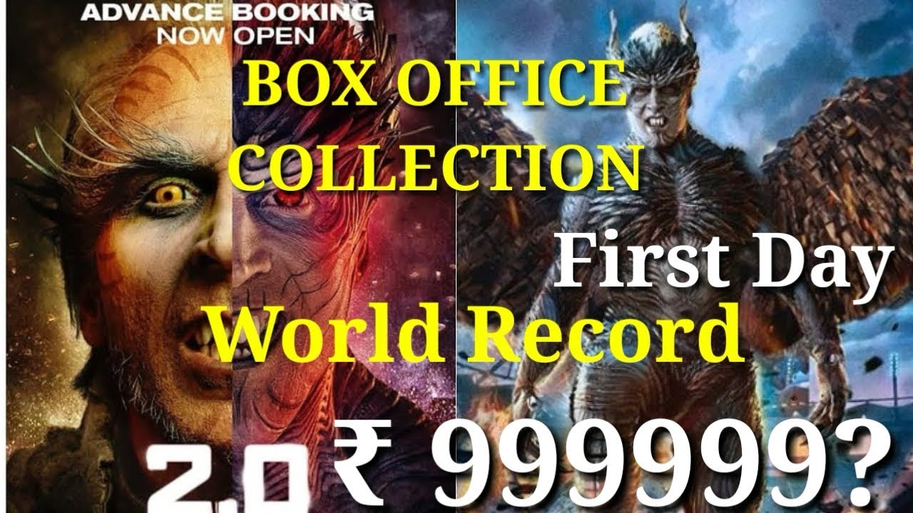 2 0 First Day Box Office Collection Report 2 0 Public Review Robot 2 0