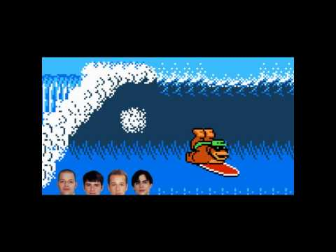 Weezer - Surf Wax America (8-bit cover)