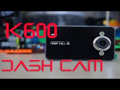 Видеорегистратор К6000 + Карта памет 16GB 3