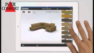 Inter Comfort - ontwerp uw bank