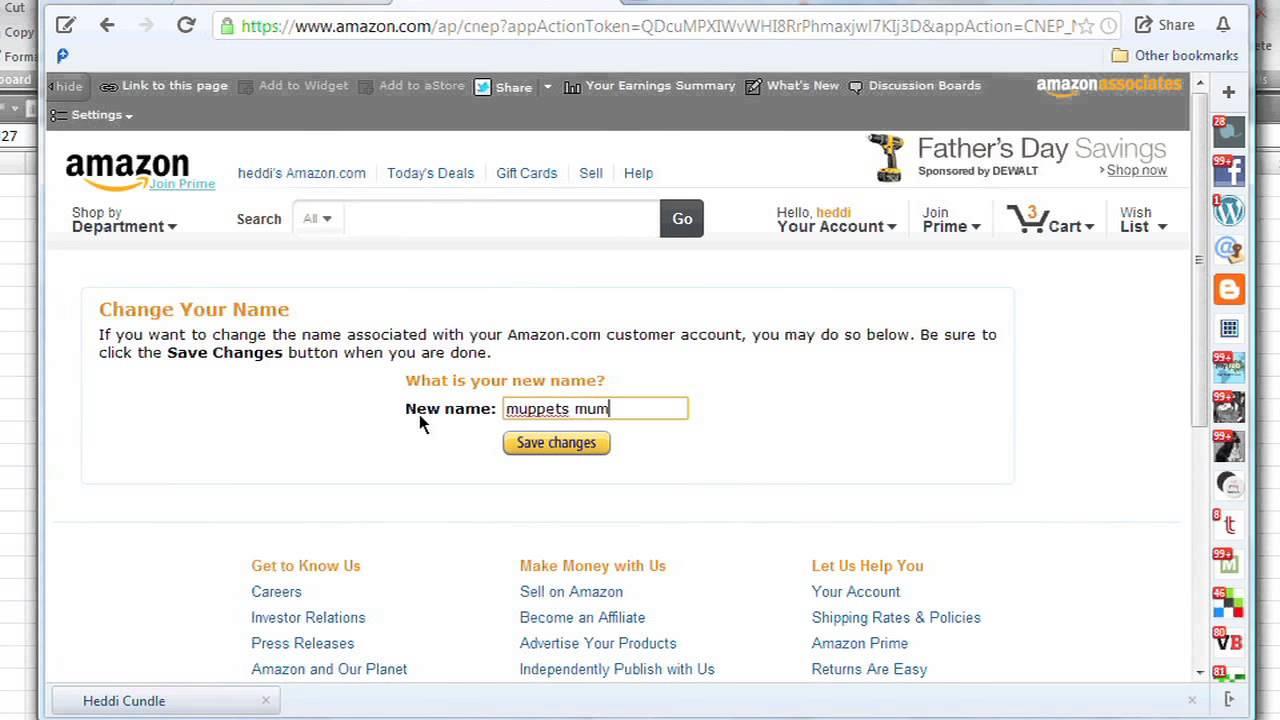 How to Change an Amazon Alias Name  The Tech Factor  YouTube