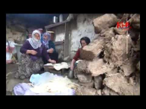 Kars Arpaçay Değirmenköprü Köyünde Tandırda Kaz Kafkas Haber Ajansı Www Kha Com Tr Kha