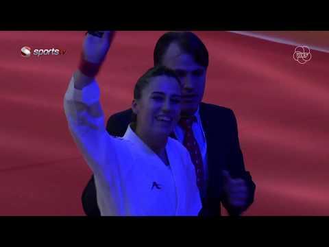 Meltem Hocaoğlu Akyol (TUR) Vs Shymaa Abouel Yazed (EGY) - Karate 1 Premier League - Dubai 2020
