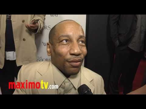 "TONY COX Interview at ""The Warrior's Way"" Los Angeles Screening"