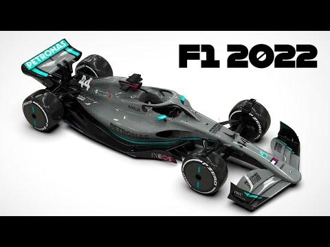 F1 2022 Regulations Explained