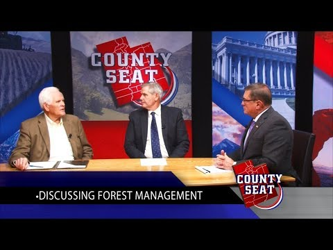 The County Seat   Forestry Management