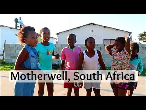 Visiting a Township in South Africa