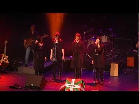 Izarrak - Concert avril 2010 à la Gare du Midi de Biarritz (avec TVPI)