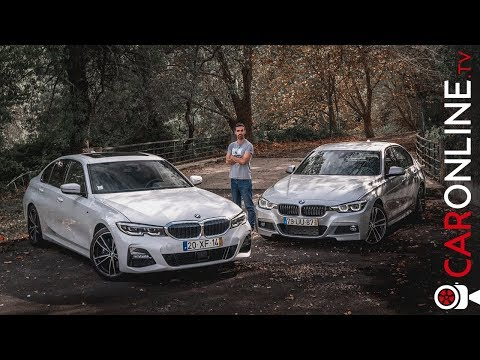 20.000 EUR entre GERAÇÕES | BMW 320d G20 vs F30 [Review Portugal]
