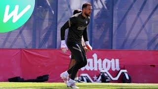 Atlético Madrid Train Ahead Of Title Decider Against Barcelona   Atlético Vs Barcelona   La Liga  