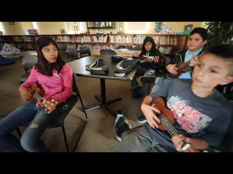 Roseland Elementary School's enrichment program