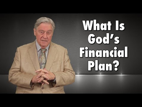 What is God's Financial Plan