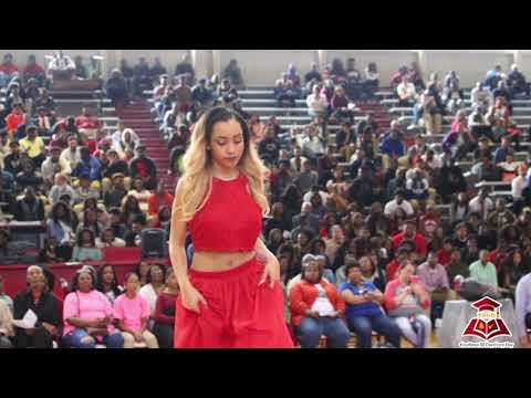 Turkey Court Assembly 2017 | Pine Bluff High School