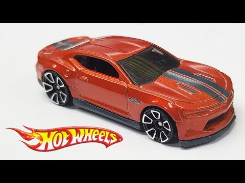 2018 Chevrolet Camaro SS Hot Wheels Quick Review