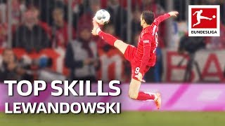 Robert Lewandowski - Top 5 Skills This Season So Far