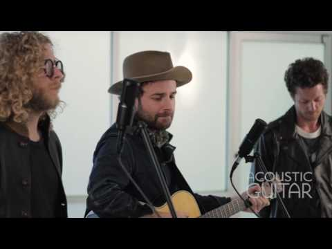 Acoustic Guitar Sessions: Dawes