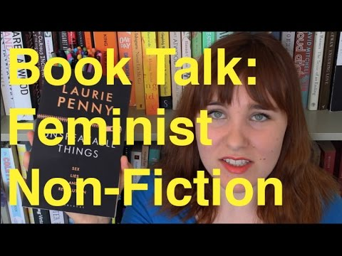 Book Talk: Feminist Non-Fiction