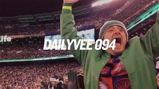 MY JETS PATRIOTS GAME | DailyVee 094