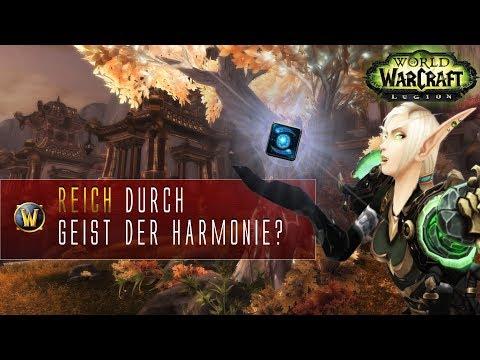 Reich durch Geist der Harmonie? | Warum und Woher